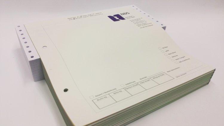 Rechnungsformulare - IDEEprint